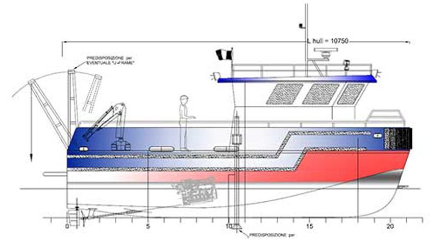 Tug-Boat Claudia C.